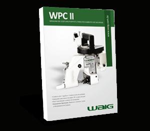 Baixar Manual da Costuradora Portátil WAIG WPCII