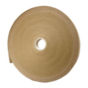 Fita crepe para vedação de sacaria de papel