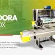 Seladora de ar para embalagens de produtos farmacêuticos