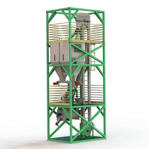 Fábrica de Ração Compacta L5